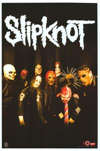 Slipknot - Music Poster - 22 x 34 - Style A