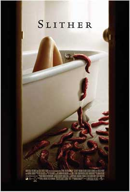 Slither - 11 x 17 Movie Poster - Style B