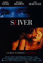 Sliver - 11 x 17 Movie Poster - Polish Style A