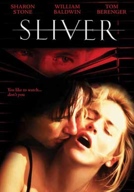 Sliver - 27 x 40 Movie Poster - Style C