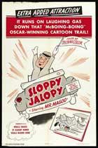 Sloppy Jalopy - 27 x 40 Movie Poster - Style A