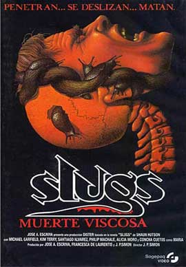 Slugs: The Movie - 11 x 17 Movie Poster - Spanish Style A