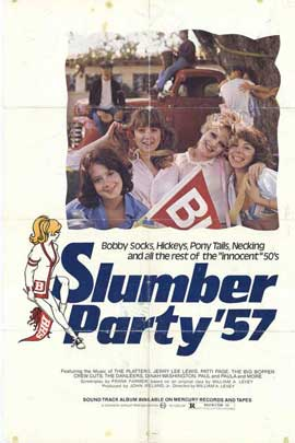 Slumber Party '57 - 11 x 17 Movie Poster - Style A