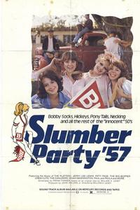 Slumber Party '57 - 27 x 40 Movie Poster - Style A