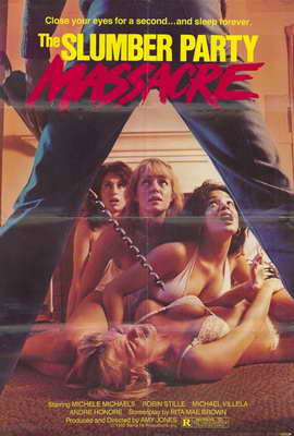 Slumber Party Massacre - 27 x 40 Movie Poster - Style A