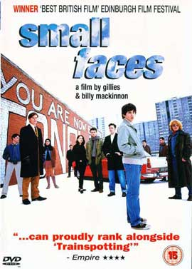 Small Faces - 27 x 40 Movie Poster - Style B