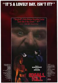 Small Kill - 27 x 40 Movie Poster - Style A
