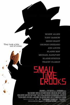 Small Time Crooks - 27 x 40 Movie Poster - Style A