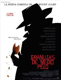 Small Time Crooks - 11 x 17 Movie Poster - Spanish Style A