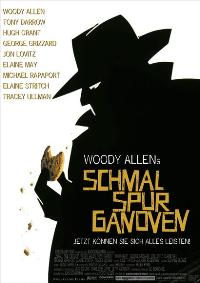 Small Time Crooks - 27 x 40 Movie Poster - German Style A