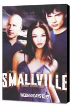 Smallville (TV) - 11 x 17 TV Poster - Style I - Museum Wrapped Canvas