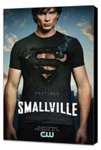 Smallville (TV) - 11 x 17 TV Poster - Style M - Museum Wrapped Canvas