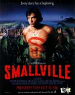 Smallville (TV) - 11 x 17 TV Poster - Style T