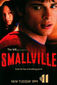 Smallville (TV) - 11 x 17 TV Poster - Style B