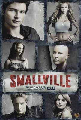 Smallville (TV) - 11 x 17 TV Poster - Style J