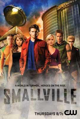 Smallville (TV) - 11 x 17 TV Poster - Style K