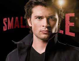 Smallville (TV) - 11 x 17 TV Poster - Style Q