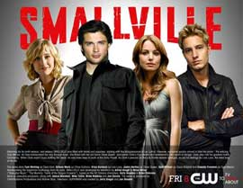 Smallville (TV) - 11 x 14 TV Poster - Style B