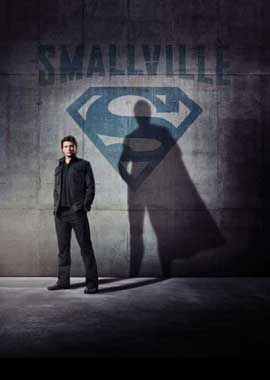 Smallville (TV) - 11 x 17 TV Poster - Style S