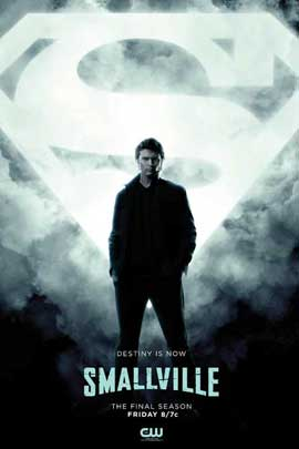Smallville (TV) - 27 x 40 TV Poster - Style E