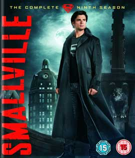 Smallville (TV) - 11 x 14 TV Poster - UK Style B