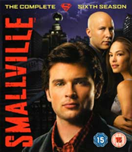 Smallville (TV) - 11 x 14 TV Poster - UK Style C