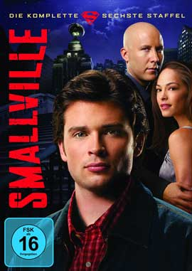 Smallville (TV) - 11 x 17 TV Poster - German Style C