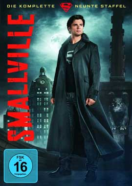Smallville (TV) - 27 x 40 TV Poster - German Style D