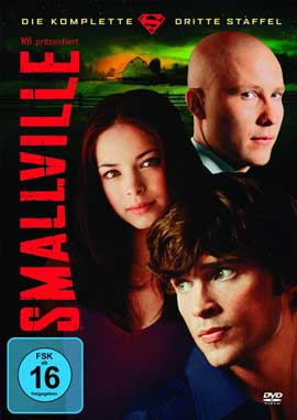 Smallville (TV) - 11 x 17 TV Poster - German Style F