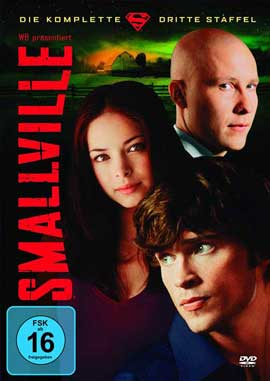 Smallville (TV) - 27 x 40 TV Poster - German Style F