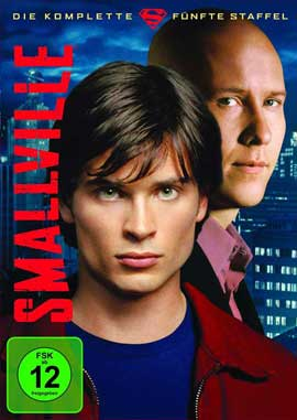 Smallville (TV) - 27 x 40 TV Poster - German Style G