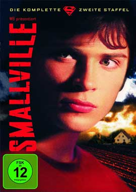 Smallville (TV) - 11 x 17 TV Poster - German Style H