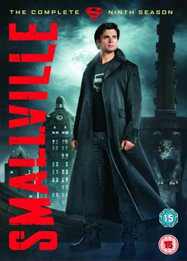 Smallville (TV) - 11 x 17 TV Poster - UK Style A