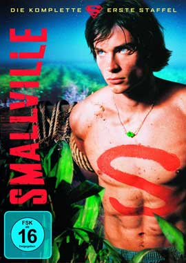 Smallville (TV) - 11 x 17 TV Poster - German Style I