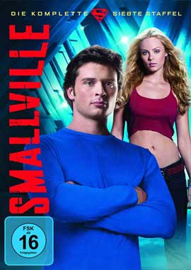 Smallville (TV) - 27 x 40 TV Poster - German Style J