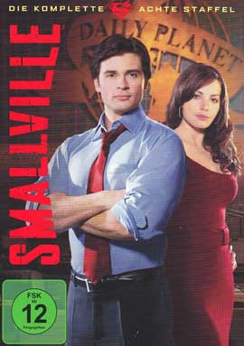 Smallville (TV) - 11 x 17 TV Poster - German Style K
