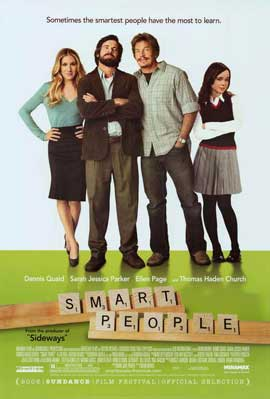 Smart People - 11 x 17 Movie Poster - Style A