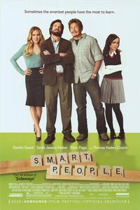 Smart People - 43 x 62 Movie Poster - Bus Shelter Style A