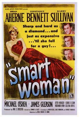 Smart Woman - 27 x 40 Movie Poster - Style A