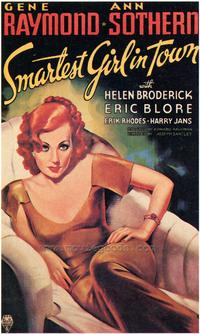 Smartest Girl in Town - 43 x 62 Movie Poster - Bus Shelter Style A