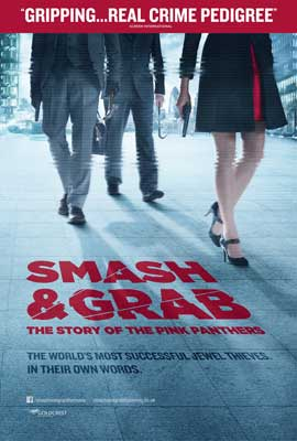 Smash and Grab: The Story of the Pink Panthers - 11 x 17 Movie Poster - Style A