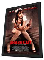 Smash Cut - 11 x 17 Movie Poster - Style A - in Deluxe Wood Frame
