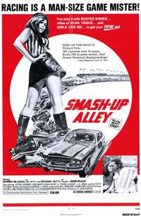 Smash Up Alley - 11 x 17 Movie Poster - Style A