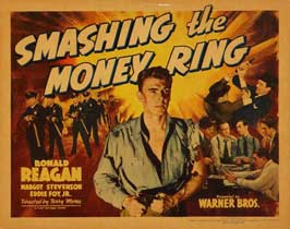 Smashing the Money Ring - 11 x 17 Movie Poster - Style A