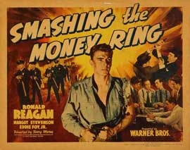 Smashing the Money Ring - 27 x 40 Movie Poster - Style A