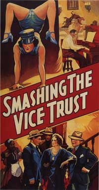 Smashing the Vice Trust - 11 x 17 Movie Poster - Style A