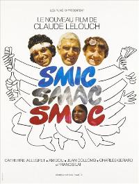Smic Smac Smoc - 27 x 40 Movie Poster - French Style A