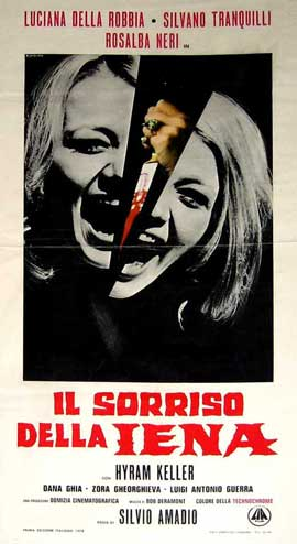 Smile Before Death - 11 x 17 Movie Poster - Italian Style A