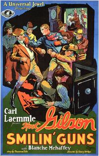 Smilin' Guns - 27 x 40 Movie Poster - Style A