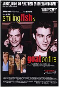 Smiling Fish & Goat on Fire - 11 x 17 Movie Poster - Style A